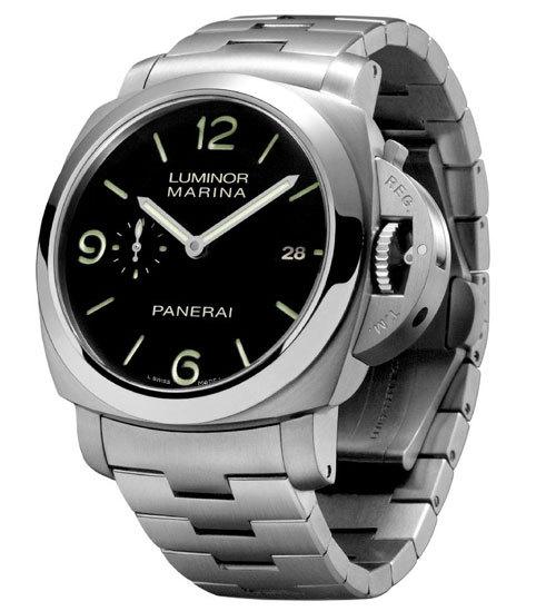 P.9000 : le nouveau calibre « manufacture » de chez Panerai
