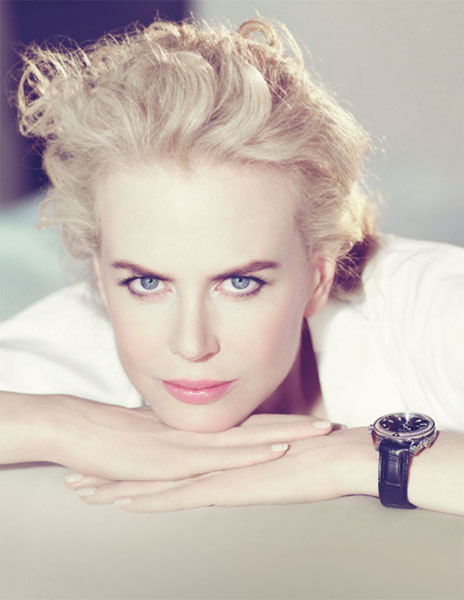 Seamaster Planet Ocean Joaillerie : même Nicole Kidman est tombée sous le charme…