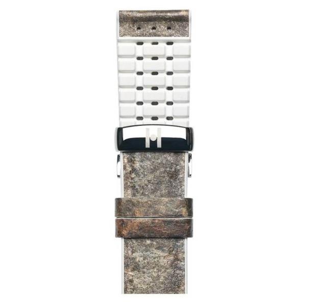 Hirsch : un nouveau bracelet ultra-technique en... pierre