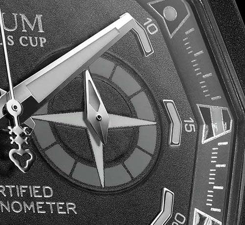 Corum Admiral's Cup Chronograph 50 LHS : un splendide chrono « gaucher »