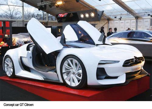 Bell & Ross partenaire de la 24ème édition du Festival Automobile International