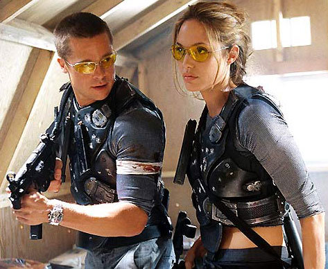 Mr and Mrs Smith, DR