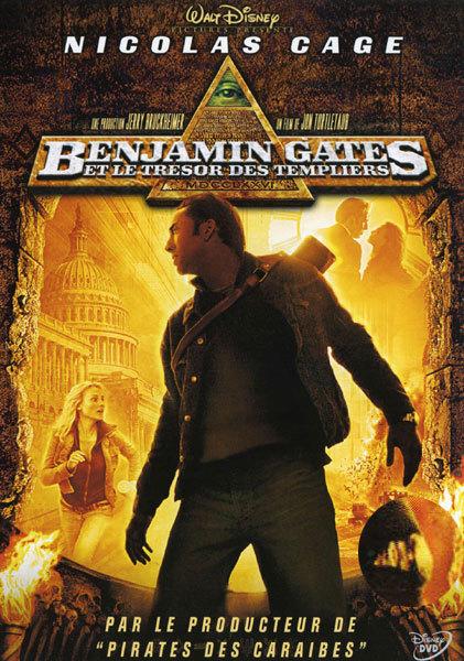 Benjamin Gates et le trésor des Templiers, DR