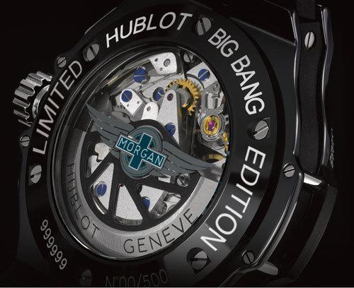 Aero Bang Morgan : quand Hublot célèbre les 100 ans du constructeur automobile de légende