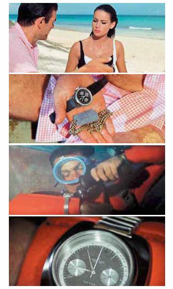 James Bond, les montres 1244784-1623605