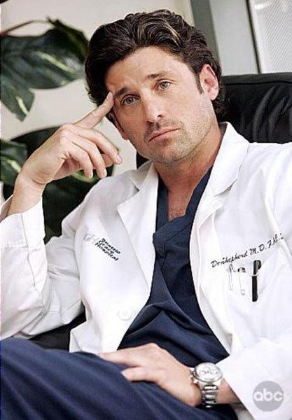 Grey's Anatomy, DR
