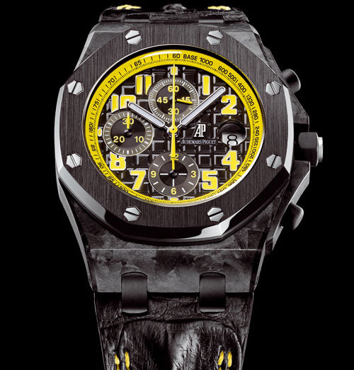 Royal Oak Offshore Carbone forgé et céramique