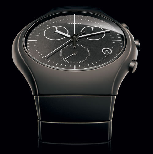 Rado True Chronograph Platinum
