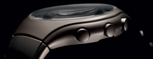 Rado : avec le True Chronograph, la marque présente un très beau chrono en céramique mate