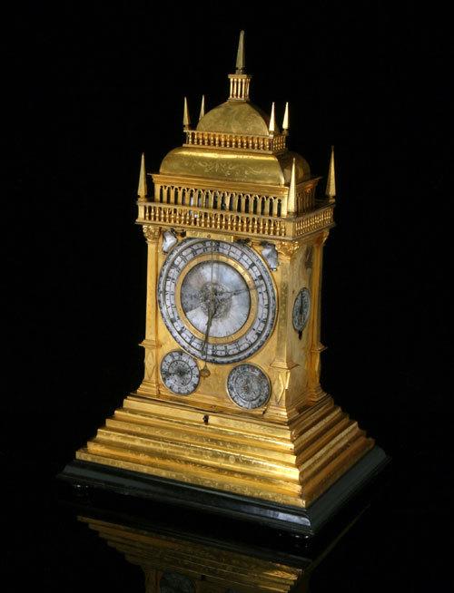 Patrizzi and Co propose une grande vente de d'horloges Renaissance