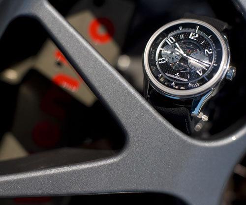 Jaeger-LeCoultre court avec Aston Martin Racing aux 24H du Mans
