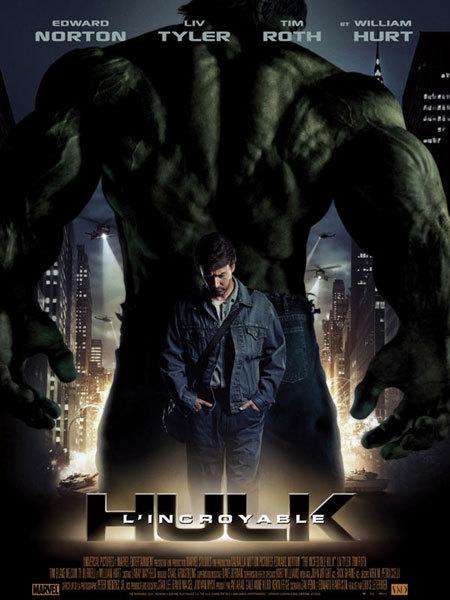 L'incroyable Hulk, DR