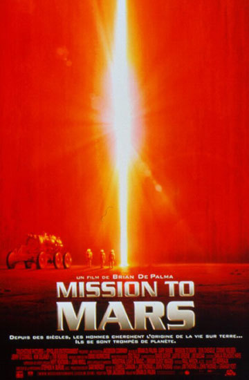 Mission to mars : Don Cheadle porte une Omega Speedmaster X-33