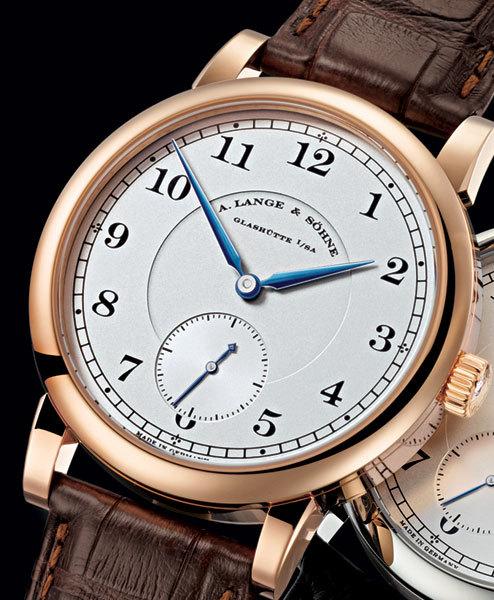 A. Lange and Söhne 1815 : une montre classique et classe… tout simplement