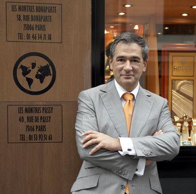 Démarrer une collection de montres : Jean Lassaussois du magasin Les Montres vous conseille l'IWC Mark XVI