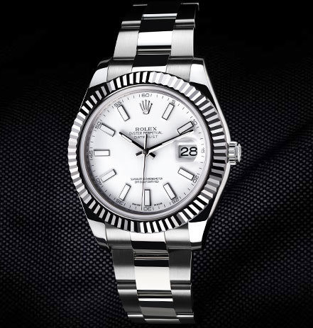 Rolex Oyster Perpetual DateJust II