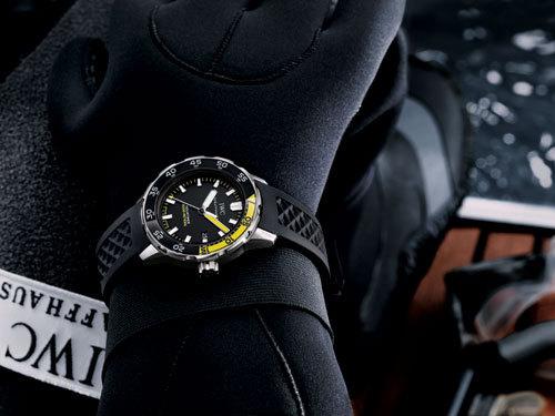 IWC Aquatimer : 2009 marque l'arrivée d'une toute nouvelle gamme