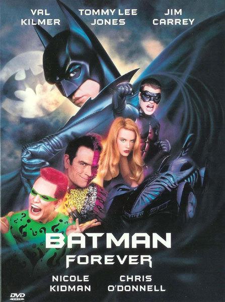 Batman Forever : Val Kilmer porte une Reverso Jaeger-LeCoultre