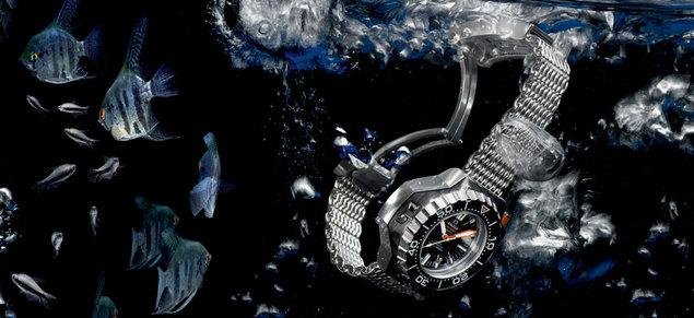 Omega Ploprof : retour à la surface d'une plongeuse mythique des années 70…
