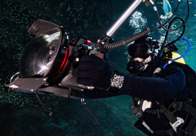 BR 03-92 Diver : retour en eaux profondes pour Bell & Ross