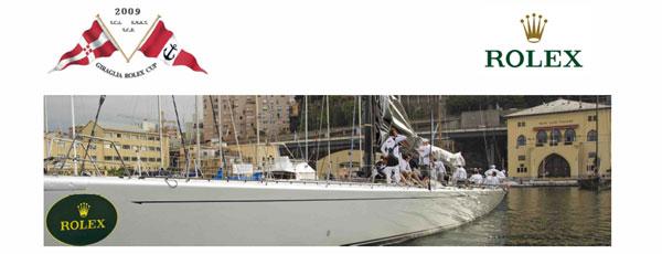 Giraglia Rolex Cup 2009 : 5 jours de spectacle en juin prochain