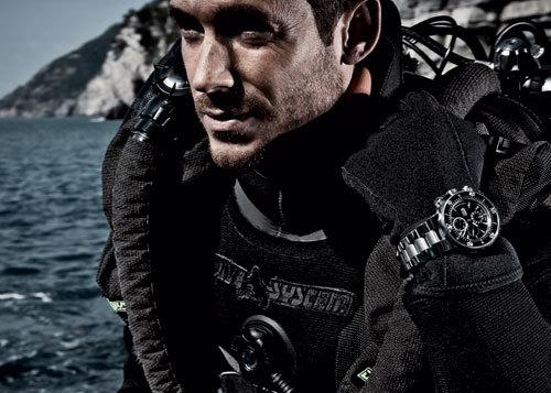 Oris ProDiver Chronograph : plongée en eaux profondes…