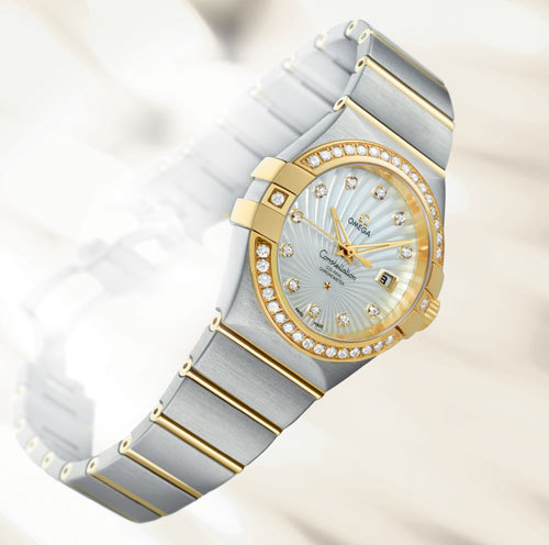2009 : Omega relooke la Constellation