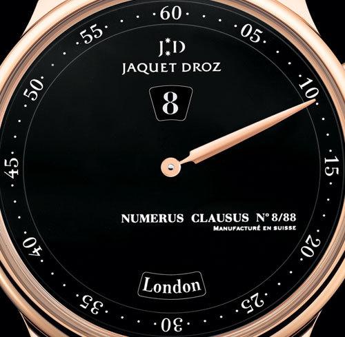 Les Douze villes de Jaquet Droz : pour les esthètes globes-trotteurs…