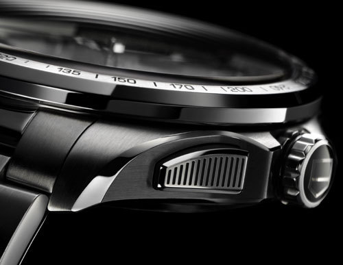 TAG Heuer Grand Carrera : une montre qui puise son inspiration dans l'univers des courses automobiles…