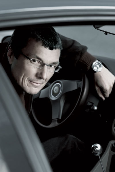 TAG Heuer Grand Carrera : ce qu'en pensent Jack Heuer et Jean-Christophe Babin…
