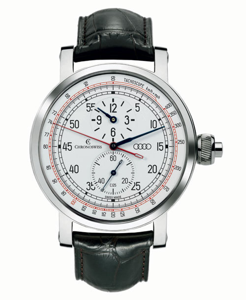 Tachoscope Audi Chronoswiss