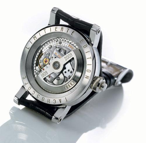 Audi : pour ses 100 ans, le constructeur automobile créée une montre d'exception avec Chronoswiss
