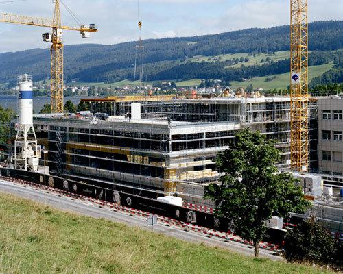 Jaeger-LeCoultre : ouverture de l'extension de la manufacture prévue fin 2009