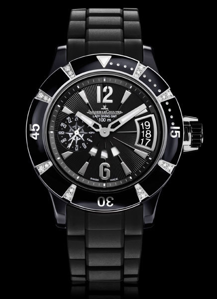 Master Compressor Diving GMT Lady Céramique