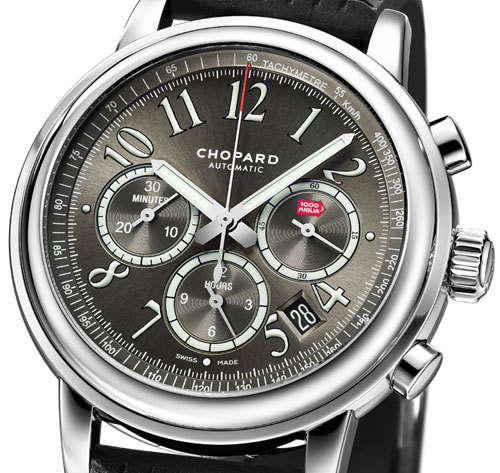 Chopard Mille Miglia Chrono Limited Edition 2009 : retour aux sources