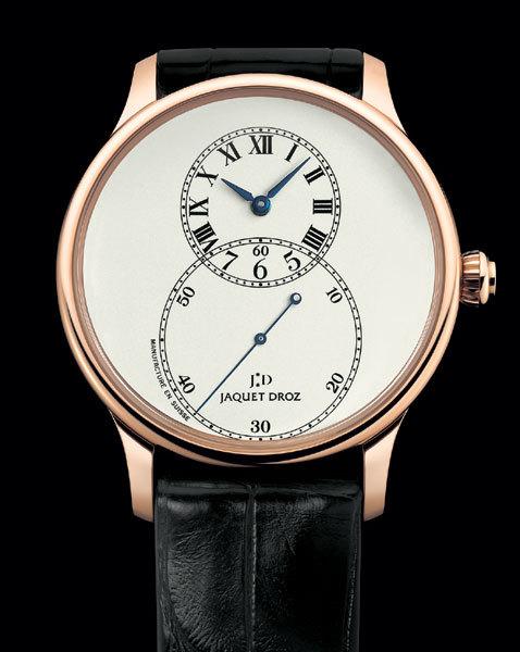 Jaquet Droz, entre le siècle des Lumières et le 21ème siècle : des montres de connaisseurs
