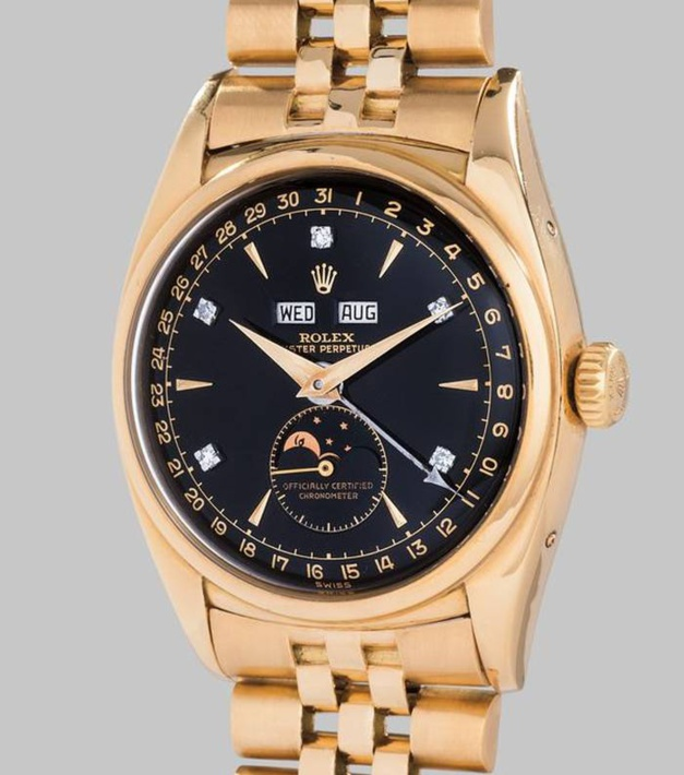 Rolex 6062 de Bao Dai