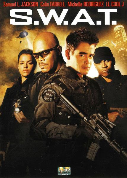 SWAT Unité d'élite : Samuel L. Jackson porte une Luminor Panerai