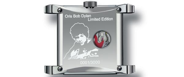 Oris Bob Dylan Limited Edition : montre Rock & Folk !