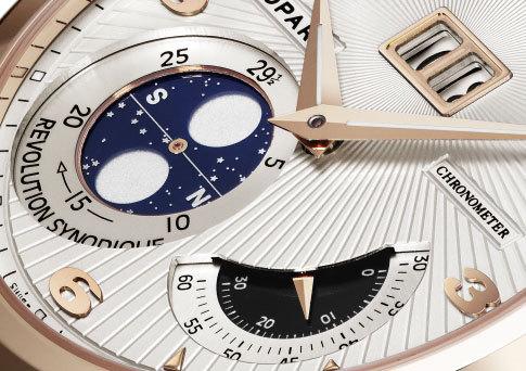 Chopard L.U.C Lunar Big Date : une montre élégante et cossue…