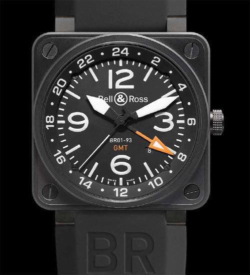Instrument BR01-93 24H GMT : la Bell & Ross des voyageurs