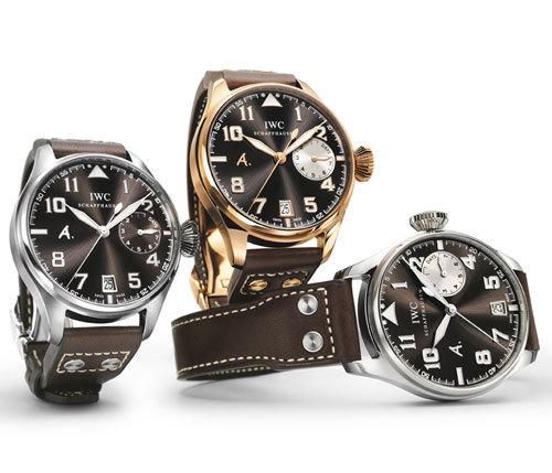 IWC Big Pilot : une grande montre d'aviateur pour un grand pilote et un grand écrivain