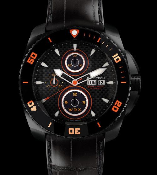 ralf tech watches quand une montre de plong e est imagin e par un pro de la plong e. Black Bedroom Furniture Sets. Home Design Ideas