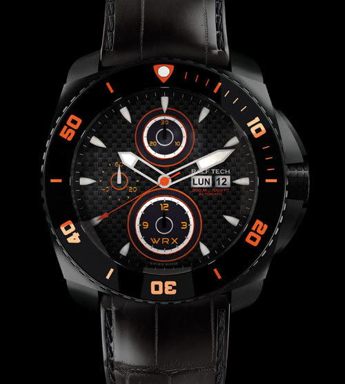 WRX Ralf Tech Watches