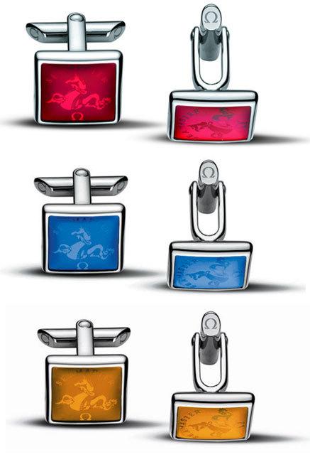 Boutons de manchette Omega : le complément indispensable de votre Seamaster