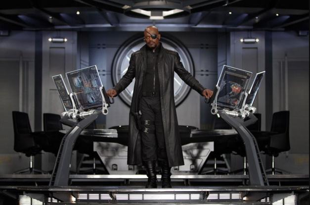 Avengers : Samuel L. Jackson porte un chrono Polo de chez Piaget