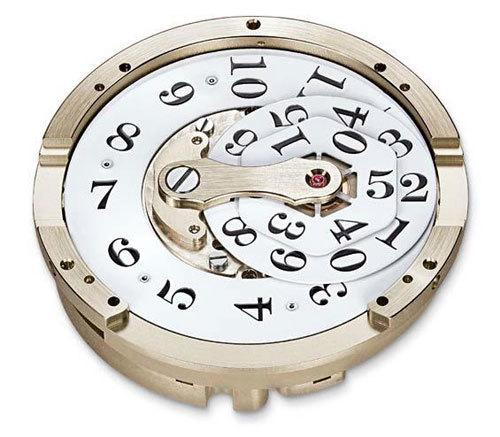 Lange Zeitwerk : heures et minutes sautantes pour une lisibilité sans compromis