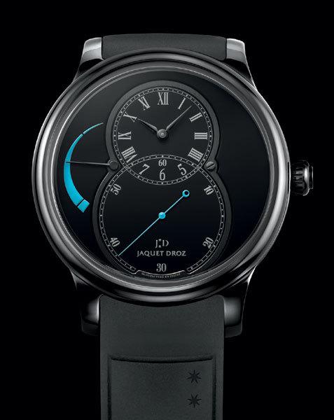 Jaquet Droz : des montres en céramique noire qui en voient de toutes les couleurs…