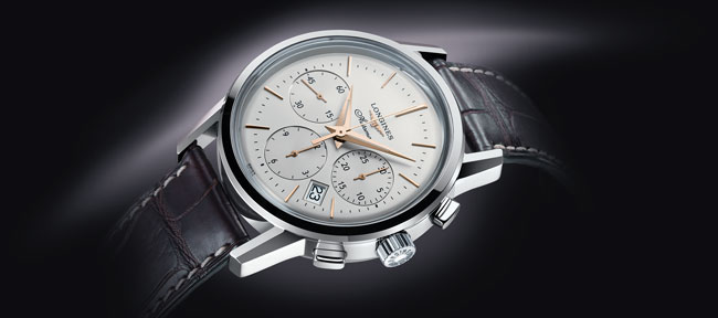 The Longines Column-Wheel Chronograph : un hommage au chronométrage sportif