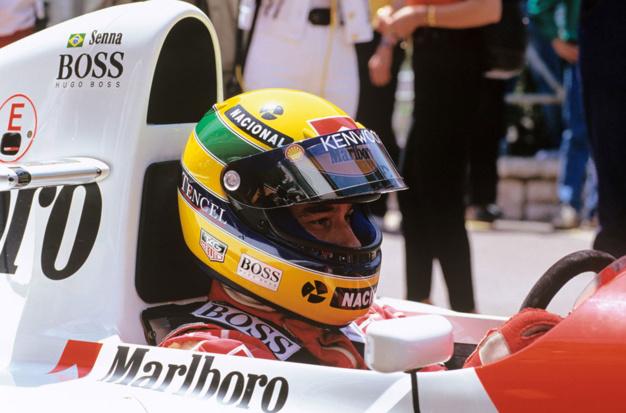 TAG Heuer Editions Spéciales Ayrton Senna : il y a trente ans à Monaco